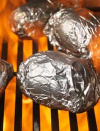 Tin Foil Aluminium Foil Re-use Foil